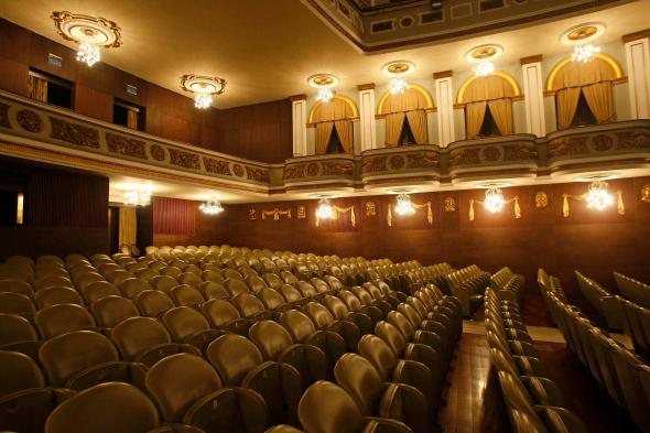 teatro colon coruña